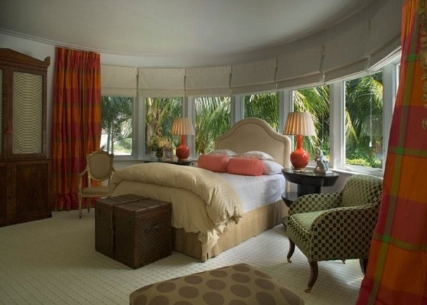 Traditional Bedroom by BROWN DAVIS INTERIORS, INC.