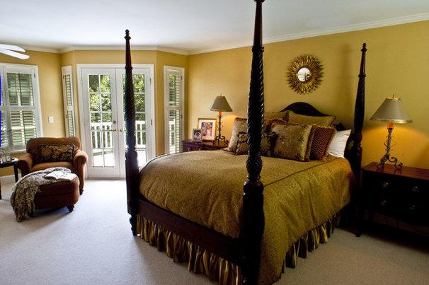 Traditional Bedroom by Brownhouse Design, Los Altos, CA