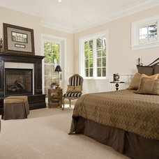 Traditional Bedroom by Brownhouse Design, Los Altos, CA