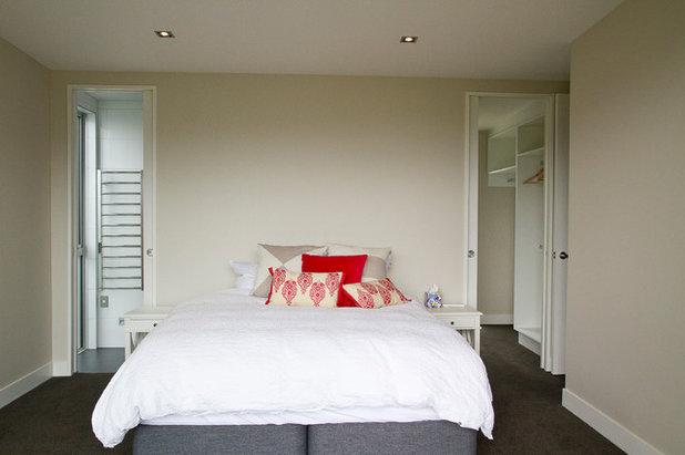 Contemporary Bedroom by Diana Blake Design- Architectural Studio