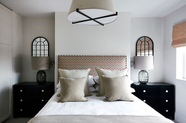 40 Patterned Headboards That Make A Bedroom Design Mesmerizing Patterned Headboards