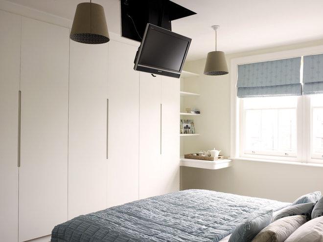 Современный Спальня by Mark Jordan Architecture & Design