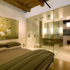 Contemporary Bedroom by Studio G+S Architects