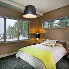 contemporary bedroom by New Mood Design LLC