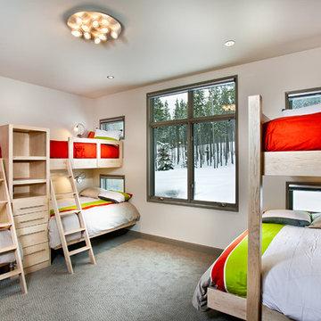 Buckhead Client's Ski Retreat - Bedrooms