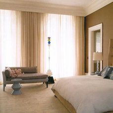 Transitional Bedroom by Goodrowe Hobby