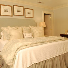 Traditional Bedroom by Cindy Lynn Dunaway Interiors