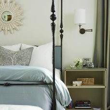 Contemporary Bedroom by The Design Atelier, Inc.