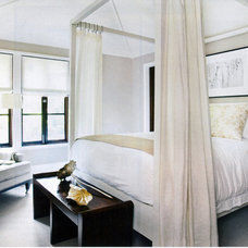 Contemporary Bedroom by Yvonne McFadden LLC