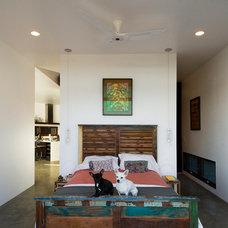 Modern Bedroom by Imbue Design