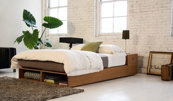 Buden Bamboo Bed