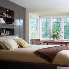 Traditional Bedroom by Meriwether Inc