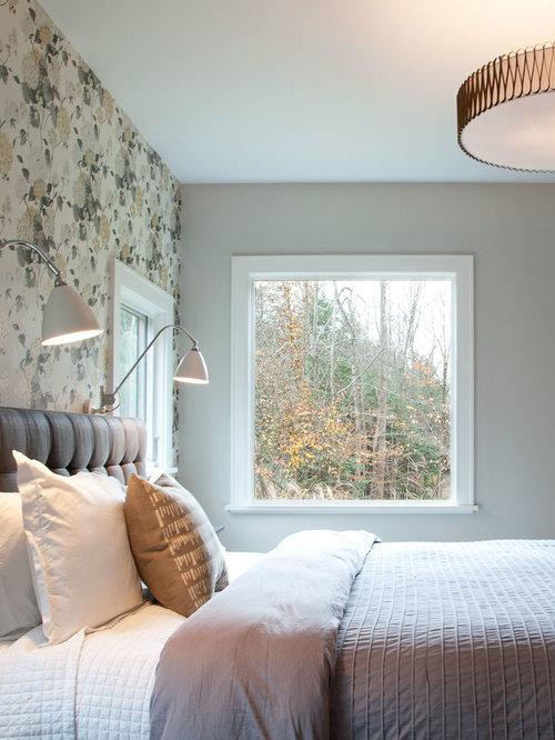 Grey Blue Bedroom Houzz