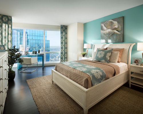 Bedroom Ideas Teal And Grey