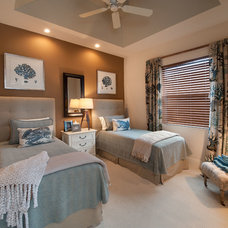 Traditional Bedroom by Julians Interiors