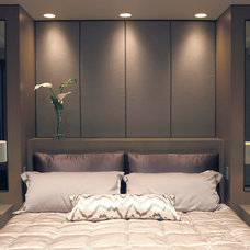 Modern Beds by Aguirre Design
