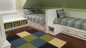 Built-in beds