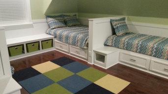 Built-in beds