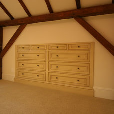 Traditional Bedroom by Mitchells Woodworking & Design LLC