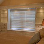 Built In Shelves and Cabinets - Traditional - Bedroom - Philadelphia - by TATCOR Building ...