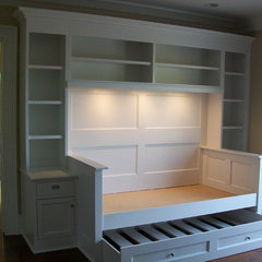 traditional  by CustomBuilt-ins.com / CFM Company Inc.