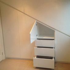 Contemporary Bedroom by Carpenter & Carpenter Ltd