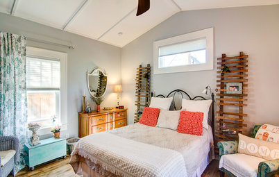 Room of the Day: From Laundry Room to Shabby Chic-Style Master Suite
