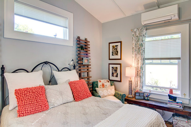 Shabby-chic Style Bedroom by Centerbeam Construction