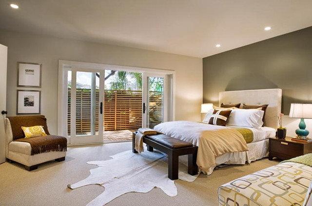 Bedroom by EAG Studio
