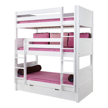 Bunk Beds for Three or More