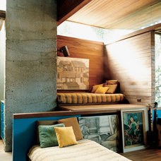 Contemporary Bedroom by Town & Hudson