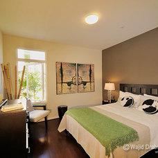 Contemporary Bedroom by Wajid Drabu