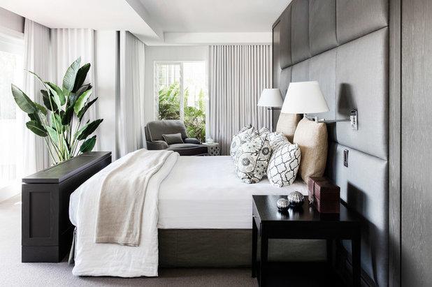 Contemporary Bedroom by Tonka Andjelkovic Design