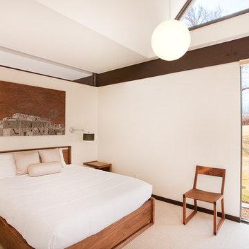 Busch House - Bedroom