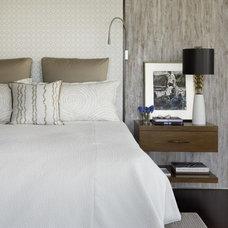 Contemporary Bedroom by Capomastro Group