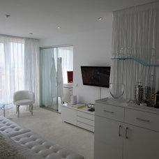 Modern Bedroom by Butikk Service