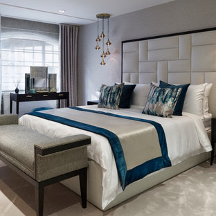 75 Most Popular Transitional Guest Bedroom Design Ideas For 2019
