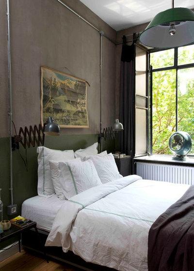 Modern Schlafzimmer by stok mimarlık / tasarım / atölye