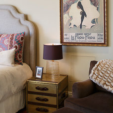 Eclectic Bedroom by Artistic Designs for Living, Tineke Triggs
