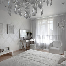 Contemporary Bedroom by Yakusha Design