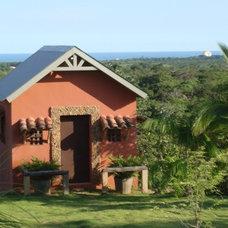Tropical Bedroom by Artworks Panama