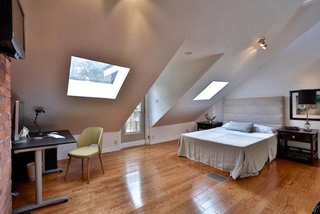 Dormitorio by Suzy Armanini Real Estate