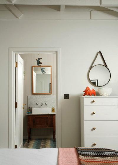 Ретро Спальня by Egon Walesch Interior Design