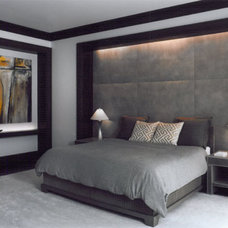 Asian Bedroom by Cabinets By Stanley