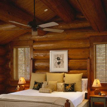 Caddis Fly Cabin Interior
