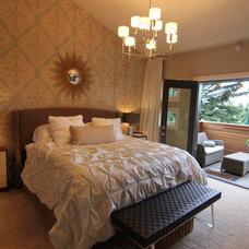 Contemporary Bedroom by BLDG Workshop