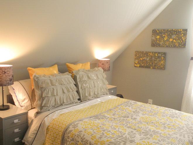 Eclectic Bedroom Caitlin's Room