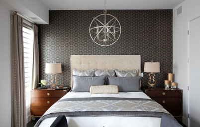 Room of the Day: Contemporary Condo Style for a New Master Bedroom