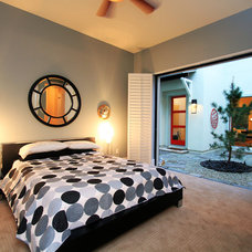 Modern Bedroom by Dostie Homes