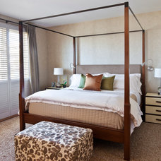 Contemporary Bedroom by Tom Stringer Design Partners